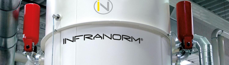 Produktion Explosionsschutz von INFRANORM®