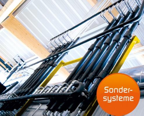 Sonderanlagen - Design und Umsetzung von verfahrenstechnischen Anlagen im Bereich Energie-, Umwelt- und Prozesstechnik