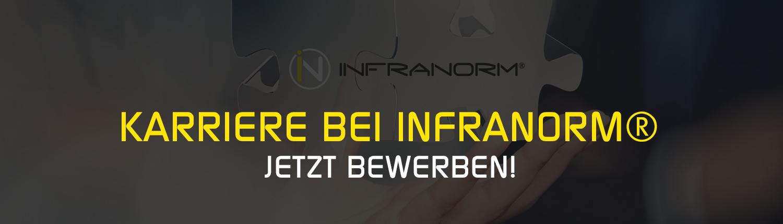 INFRANORM - Wir suchen >> ProjektmanagerIn Anlagenbau / Bereich Projektierung